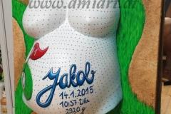 Golf Bauch