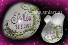 Mis Ornament