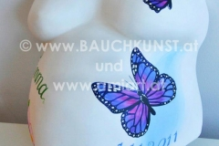 Emma Hibiskus Schmetterling