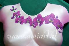 Jasmin Orchideen